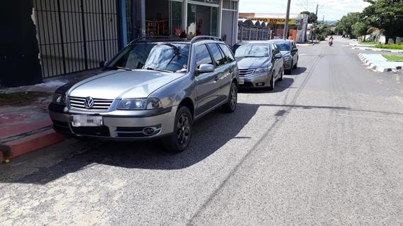 Volkswagen Parati 2005 1.6 Track & Field Total Flex 5p