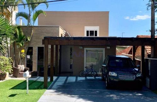 Imagem 1 de 30 de Casa Com 3 Dormitórios À Venda, 290 M² Por R$ 1.750.000,00 - Jardim Das Flores - Cotia/sp - Ca1997
