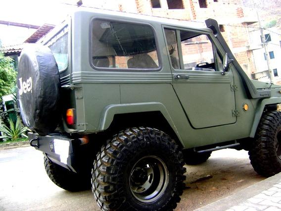 Jeep Engesa\4 4x4 1987 Verde