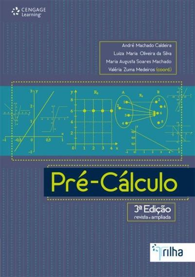 Pre-calculo - 3ª Edicao