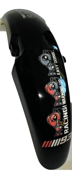 Paralama Titan 125 Fan Personalizado Grafitado Marc Marquez Novo Barato