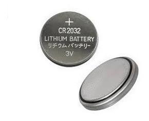 Bateria Tipo Moneda De 3v