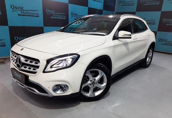 Mercedes-benz Classe Gla 200 Enduro 1.6 Tb 16v Flex Aut...