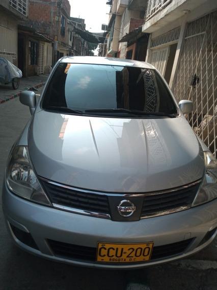Se Vende Nissan Tiida Modelo 2007 Excelente Estado