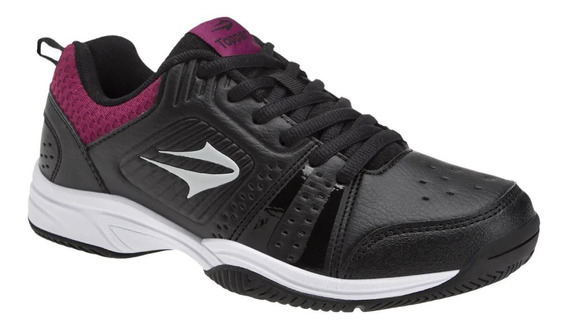 Zapatillas Topper Modelo Tenis Damas Rally - (29808)
