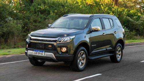 Chevrolet Trailblazer Premier 2.8