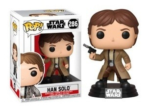 Funko Pop! Star Wars: Return Of The Jedi - Han Solo Endor