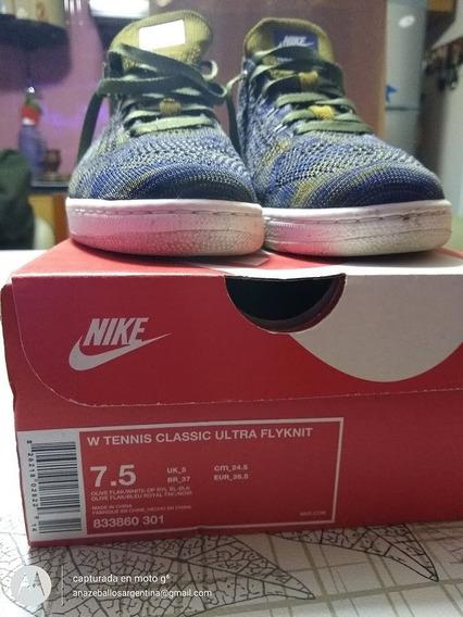 Zapatillas Nike Como Nuevas En Caja