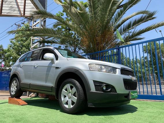 Chevrolet Captiva 2013, Creditos Y Ofertas