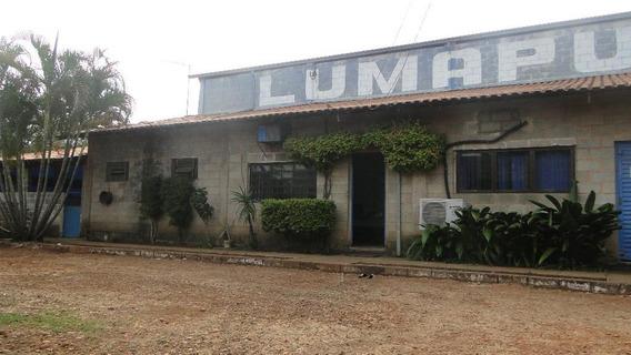 Barracão Em Parque Industrial João Batista Caruso, Mogi Guaçu/sp De 1300m² Para Locação R$ 10.000,00/mes - Ba425846