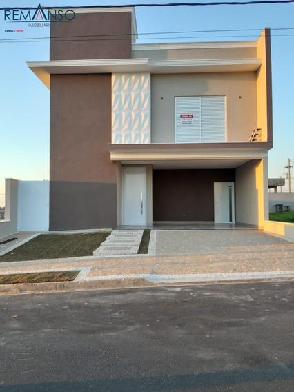 Casa 03 Dorm | Condomínio Parque Olívio Franceschini | Hortolândia - 13129
