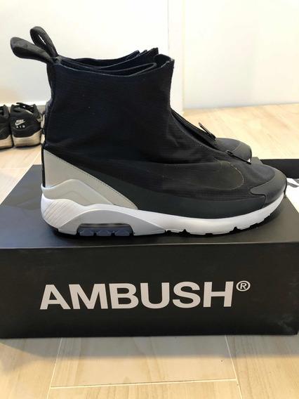 Tênis Nike Air Max 180 X Ambush Preto