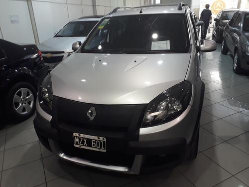Renault Sandero Stepway Privilege C/nav 2013, Concesionario