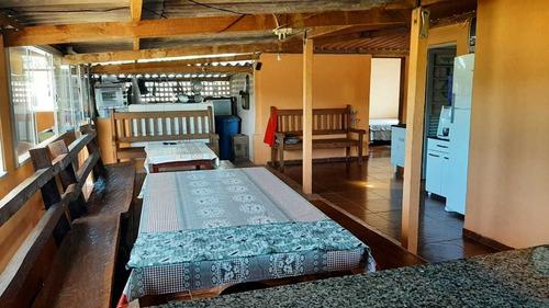 Chácara Com 3 Quartos Para Comprar No Zona Rural Em Baependi/mg - 924