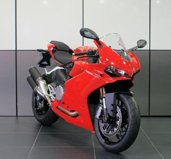 Ducati Panigale 959 Red 0km. Ducati Pilar