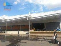 Galpão Industrial Para Locação, Jardim Santa Genebra, Campinas. - Ga0027