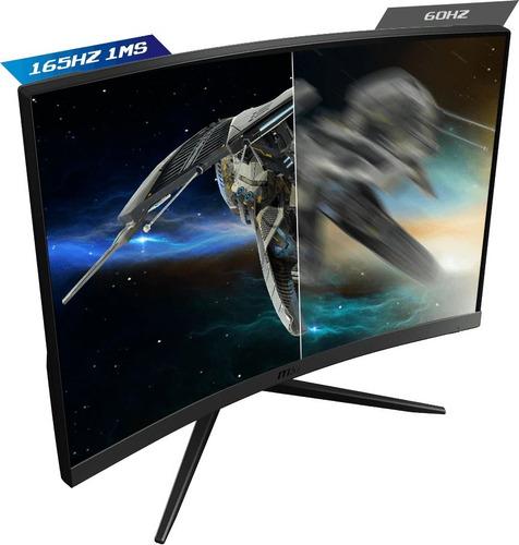 Monitor Gamer Msi Optix 27¨ G27c5 165hz 1ms Esport Freesync