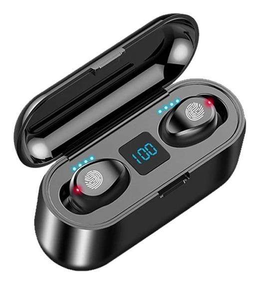 Fone De Ouvido Via Bluetooth Marca F9