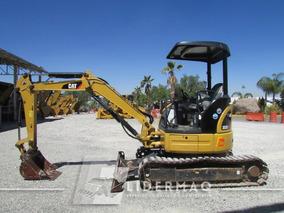 Excavadora 303ccr Cat 2012