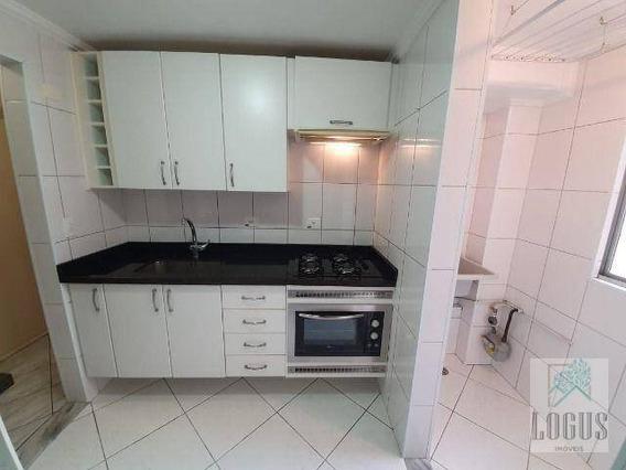 Apartamento Com 2 Dormitórios À Venda, 54 M² Por R$ 185.000,00 - Santa Terezinha - São Bernardo Do Campo/sp - Ap0814
