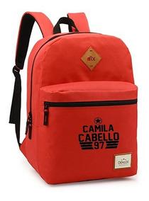 Mochila Camila Cabello 97 Havana Material Bolsa Escolar 2019