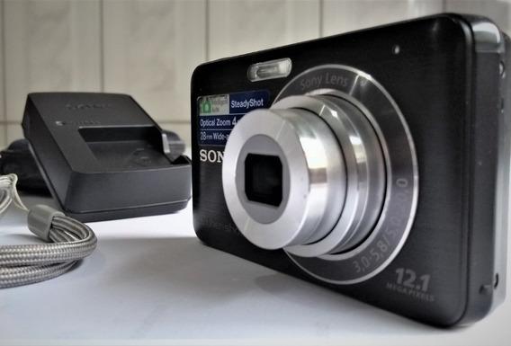 Câmera Sony Cyber Shot 12.1 Mega Pixel