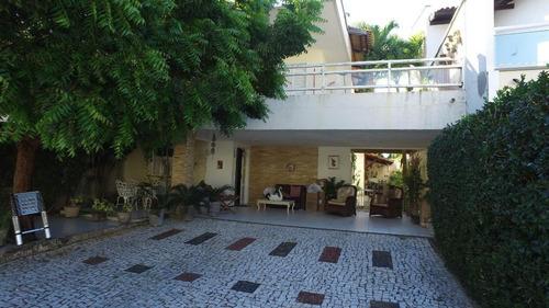 Casa Com 4 Dormitórios À Venda, 260 M² Por R$ 1.000.000,00 - De Lourdes - Fortaleza/ce - Ca0236