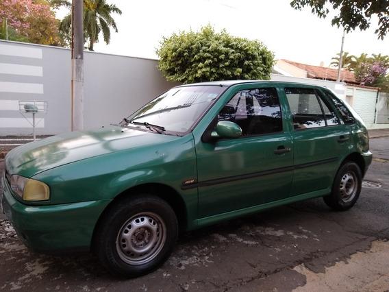 Volkswagen Gol 1.0 Mi 16v 5p 1999