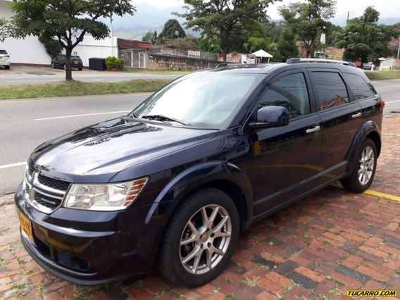 Dodge Journey Sxt 3.6 At
