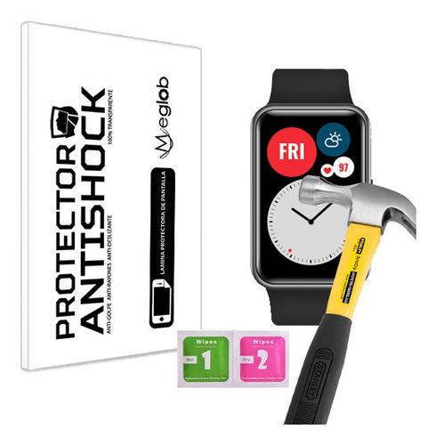 Protector De Pantalla Antishock Huawei Watch Fit