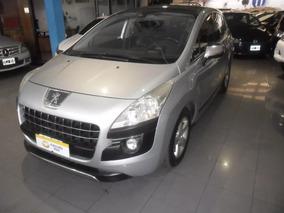 Peugeot 3008 Nafta 1.6 Pto Auto/ Moto Financio C/dni