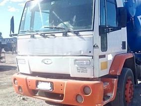 Camión Ford Cargo 1722 Trompo Hormigonero.