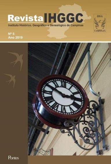 Revista Iggc - Instituto Historico, Geografico E Genealogi