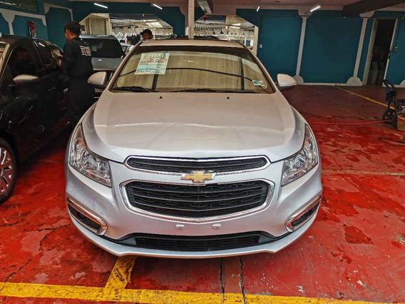 Chevrolet Cruze 2016 4p Lt L4/1.8/t Aut