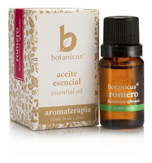Aceite Esencial Botanicus Romero Alivia Dolores Natural