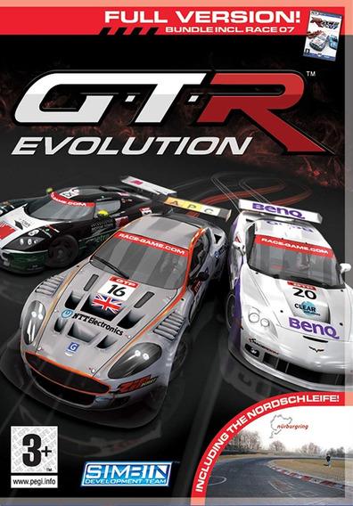 Game Pc Gtr Evolution Nurburgring
