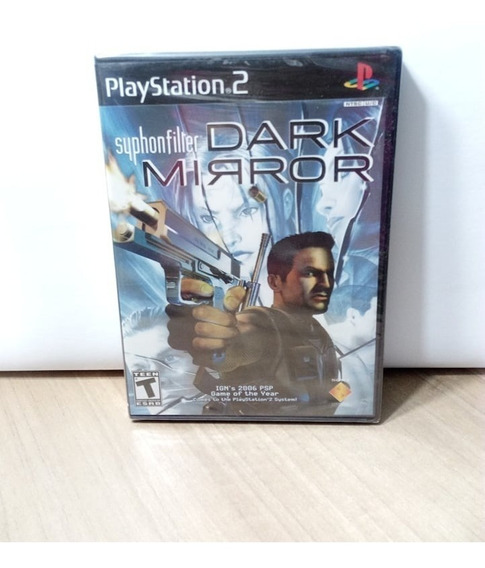 Syphon Filter Dark Mirror Ps2 Lacrado