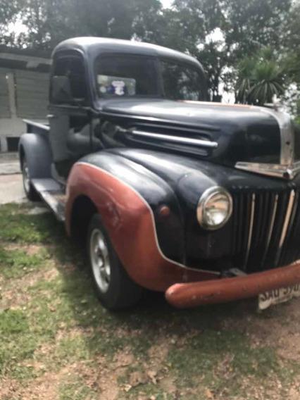 Ford Pickup 1946 * Short Bed * Sin Motor * Hot Rod *