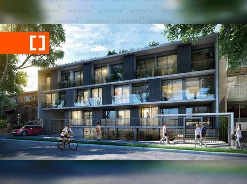 Venta De Apartamento Obra Construcción Monoambiente En Pocitos Nuevo, More Echevarriarza Unidad 217