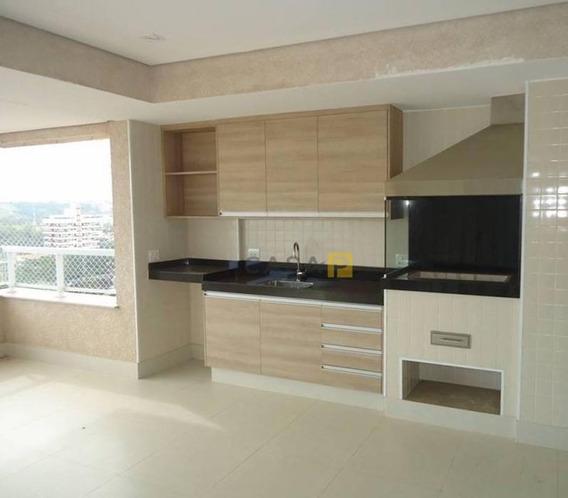 Apartamento Com 4 Dormitórios À Venda, 347 M² Por R$ 3.200.000 - Centro - Americana/sp - Ap0198