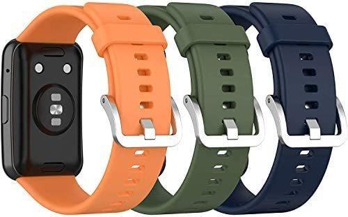Imagen 1 de 8 de Bandas Tencloud Compatibles Con Huawei Reloj Smartwatch Fit