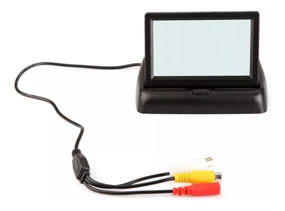 Tela Monitor Pra Carro 4.3 Ipega