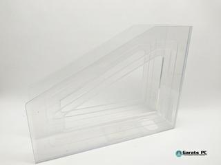 Porta Revistas Clear Cristal