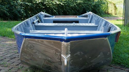 Botes De Aluminio Beira Rio Tucunare 450 Semichato