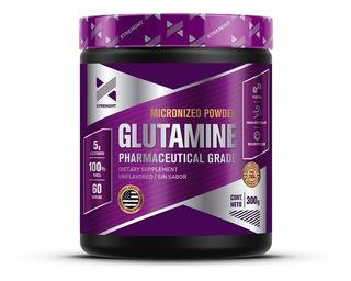 Xtrenght Glutamina 300grs - Favorece El Crecimiento Muscular