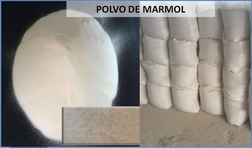 Polvo De Marmol, Marmolina Blanco Y Marfil Sacos De 30 Kg