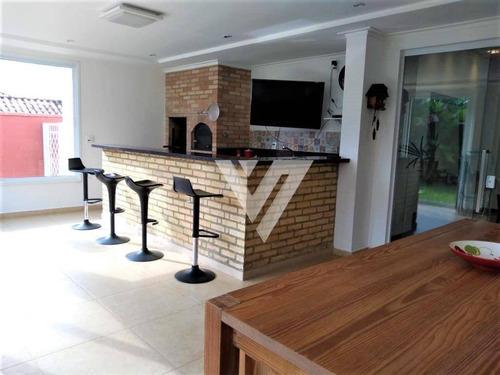 Imagem 1 de 21 de Casa Com 5 Dormitórios À Venda, 400 M² Por R$ 1.000.000,00 - Condomínio Vivendas Do Lago - Sorocaba/sp - Ca1055