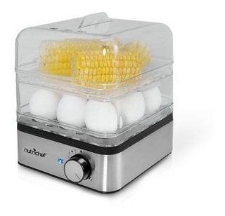 Nutrichef Pkec12 Vaporizador Electrónico De Alimentos, Coci