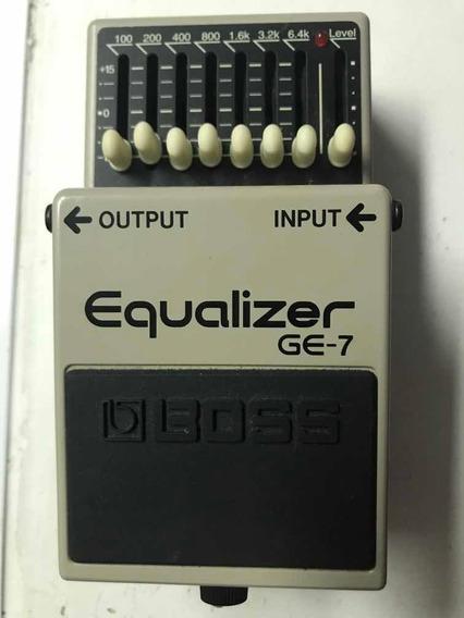 Equalizer Ge- 7 Boss