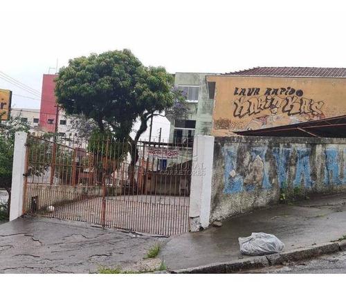 Terreno À Venda, 190 M² Por R$ 500.000,00 - Parque Das Nações - Santo André/sp - Te1079